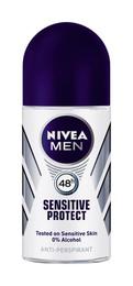 Nivea Men deo roll-on Pure&Sensitiv 50 ml