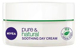 Nivea Pure & Natural Soothing Dagcreme 50 ml