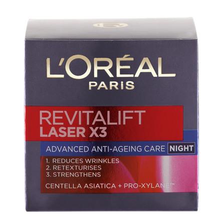 L'Oréal Paris Revitalift Laser Natcreme 50 ml