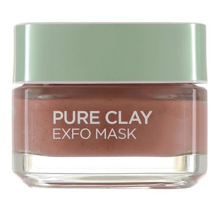 L'Oréal Paris Pure Clay Exfo Mask 50 ml