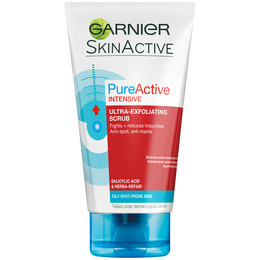 Garnier Pure Active Scrub 150 ml