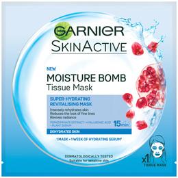 Garnier Skin Active Moisture Bomb Tissue-Mask 1stk