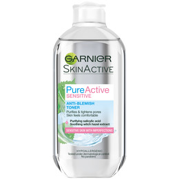 Garnier Pure Active Sensitive Tonic 150 ml