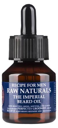 Raw Naturals Raw Imperial Beard Oil 50 ml.