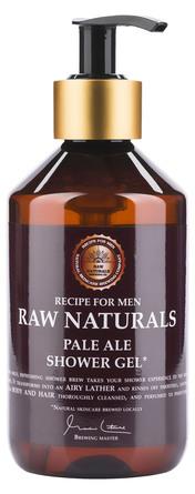 Raw Naturals Raw Pale Ale Shower Gel 300 ml.