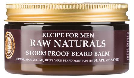 Raw Naturals Raw Storm Proof Beard Balm 100ml.
