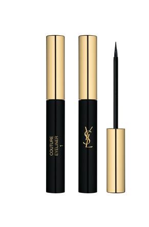 Yves Saint Laurent Couture Eyeliner 1 Noir Minimal Matt