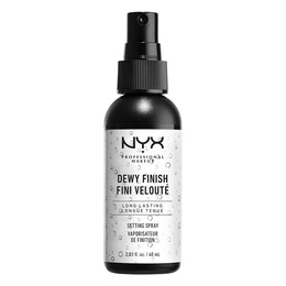 NYX PROFESSIONAL MAKEUP NYX PROF. MAKEUP Setting Spray- Dewy Finish/Long L dewy finish
