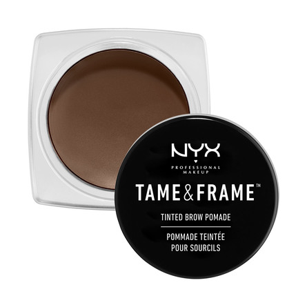 NYX PROFESSIONAL MAKEUP Tame & Frame Tinted Brow Pomade Chocolate