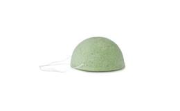 KARMAMEJU, Konjac sponge 01, GREEN TEA