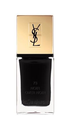 Yves Saint Laurent La Laque Couture Noir Over Noir 73