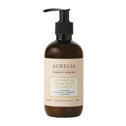 Aurelia Restotative Cream Body Cleanser 250ml