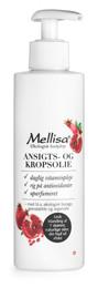 Mellisa Ansigts- og kropsolie 200 ml