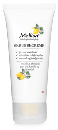 Mellisa Skrubbecreme 50 ml