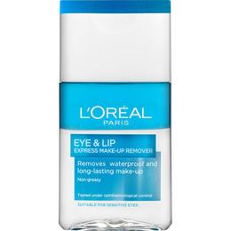 L'Oréal Paris Makeupfjerner til øjne og læber