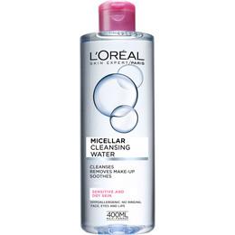 L'Oréal Paris Micellar Rensevand til Tør Hud 400 ml