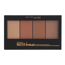 Maybelline Master Bronze Color & Highlight kit