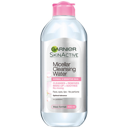 Garnier Skin Active Micellar rensevand, 400 ml