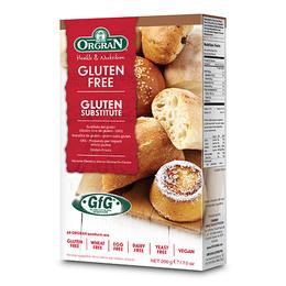 Orgran gluten substitutionsmiddel 200 g