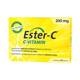 Medic Wiotech Ester C 200 mg 90 tabl.