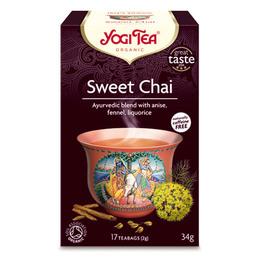 Yogi Tea Sweet Chai øko 17 breve