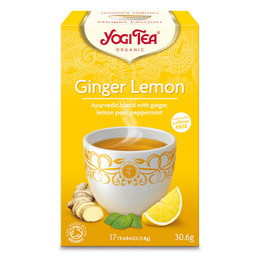 Yogi Tea Ginger Lemon Ø