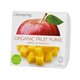 Frugtpuré ananas, æble Ø 200 g