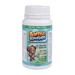 Natur Drogeriet Bamse Bomstærk vitamin