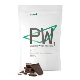 Valleprotein med chokoladesmag - Puori 900 g