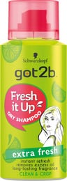 Schwarzkopf Got2b Dry Shampoo Fresh it Up extra Fresh 100 ml