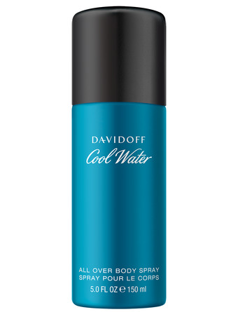 Davidoff Cool Water Man All Over Body Spray 150 ml