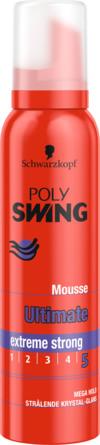 Schwarzkopf Poly Swing Mousse Ultimate 150 ml
