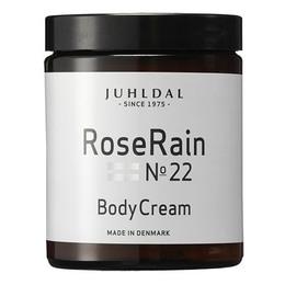 Helsekost diverse Juhldal RoseRain No 22 BodyCream 180 ml.