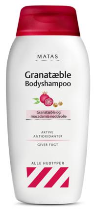 Matas Granatæble Bodyshampoo 500 ml