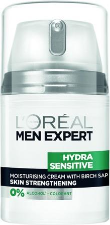 L'Oréal Paris Men Expert Hydra Sensitive 24H Cream 50 ml