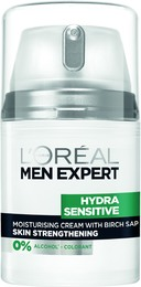 Men Expert Hydra Sensitive 24H Cream