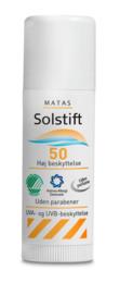 Matas Striber Matas Solstift faktor 50 15 g