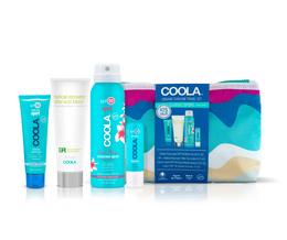 COOLA Sport 4-pcs. Suncare Travel Kit