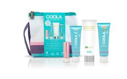 COOLA Mineral 4-pcs. Suncare Travel Kit