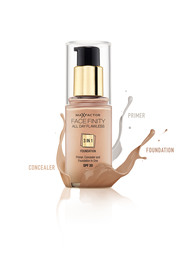 Max Factor All Day Flawless 3 in 1 Foundation 75