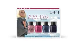 OPI Iceland Minikit 4 X 3,75 ml.