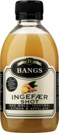 Bangs Ingefær Shot 300 ml