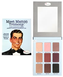 The Balm Eyeshadow Palette Meet Matte Trimony