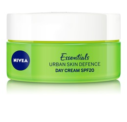 Nivea Essentials Urban Skin +48H Day Cream 50 ml