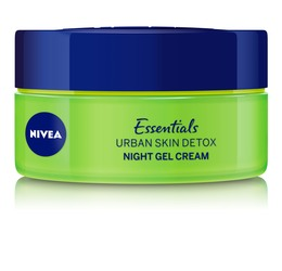 Nivea Essentials Urban Skin Detox Night Cream 50 ml