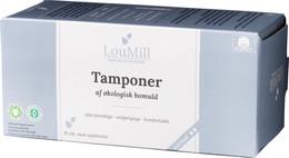 Loumill, Økologiske tamponer - NORMAL, 16 stk.