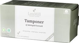 Loumill, Økologiske tamponer - SUPER, 14 stk.
