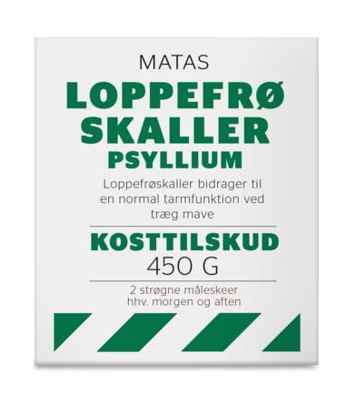 Matas Striber Loppefrøskaller 450 g