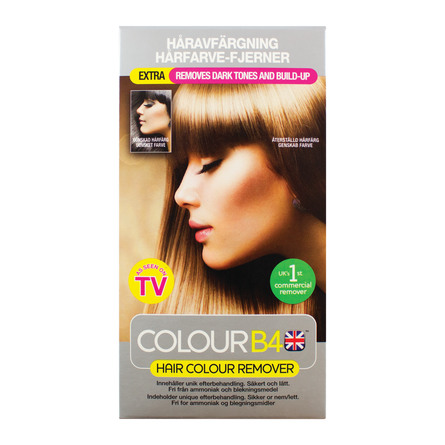 COLORB4 Colourless Hair Colour Remover Max Effect