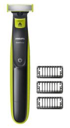 Philips OneBlade inkl. 3 stk. Trimmekamme